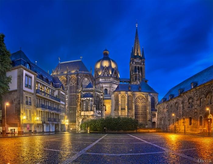 アーヘン大聖堂の画像 p1_31