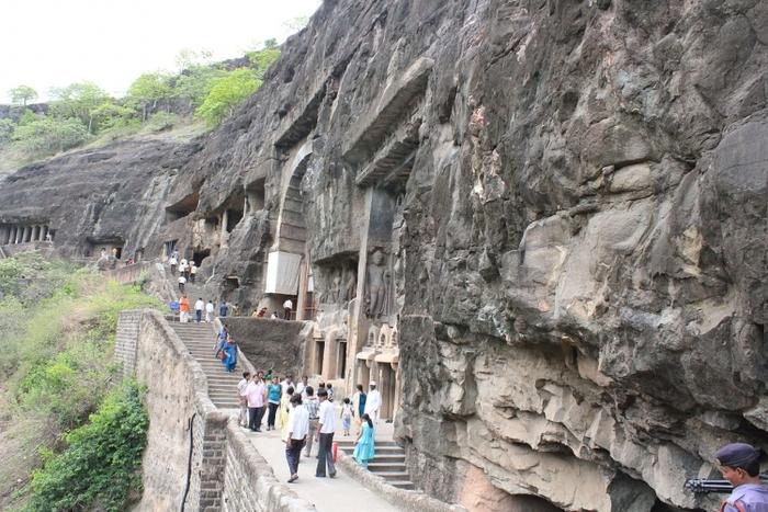 アジャンター石窟群の画像 p1_38