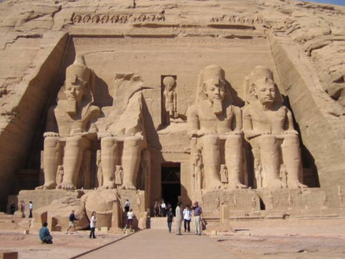 ヌビア遺跡の画像 p1_9