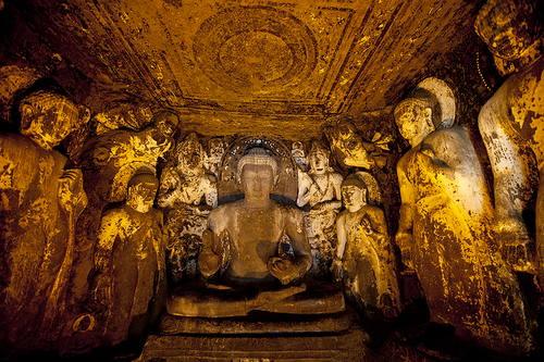 アジャンター石窟群の画像 p1_23