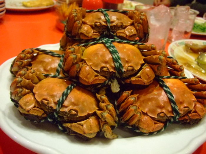 【上海】上海蟹を様々な料理で味わせてくれる専門店4選