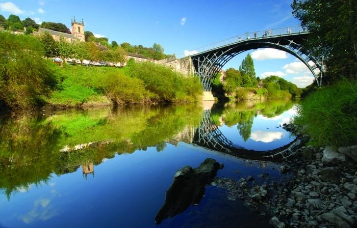 【世界遺産】アイアンブリッジ峡谷:世界最古の鉄橋が架かるイギリスの渓谷