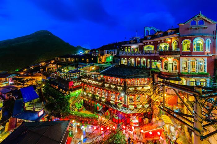 台北に行くなら絶対に行きたい!身近にある絶景観光スポット7選