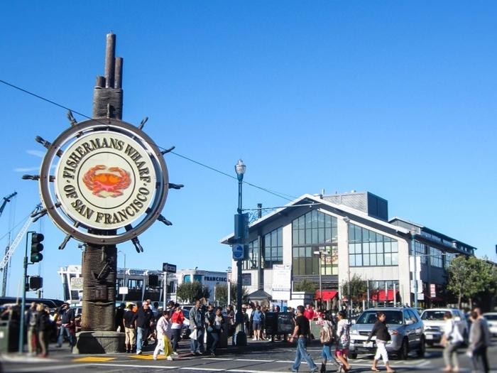 【サンフランシスコ】フィッシャーマンズ ワーフでおすすめの観光地とグルメスポット6選