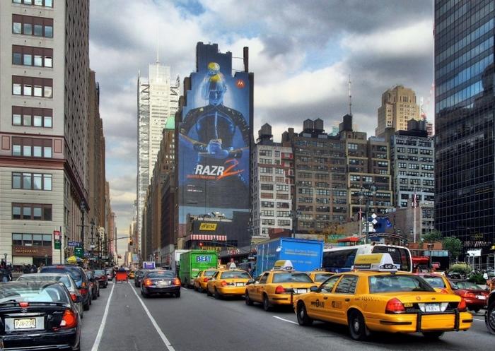 ニューヨーク】マンハッタンを歩...