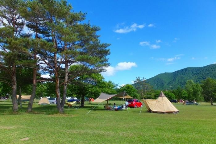 温泉あり!関東で自然を体感できるオートキャンプ場まとめ