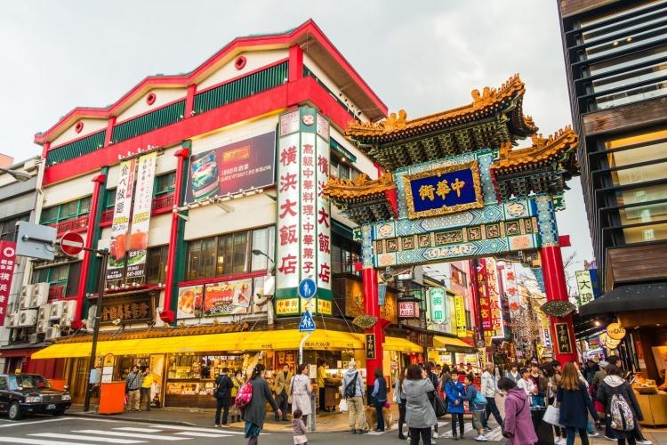 「横浜中華街」の画像検索結果