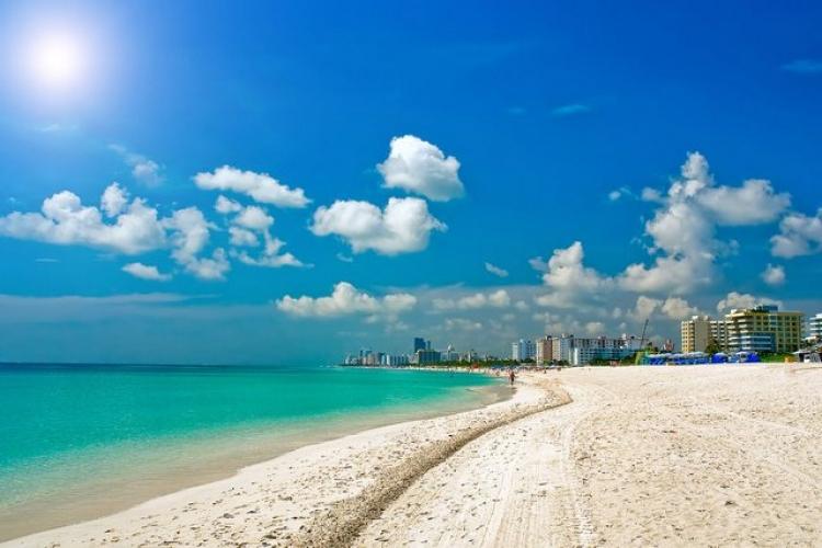 【アメリカ】ビーチリゾートを満喫! マイアミの「サウス・ビーチ」に今すぐ行こう