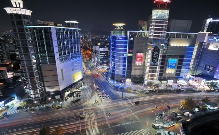 買い物欲は眠らない!ソウル・東大門で朝までショッピング♪