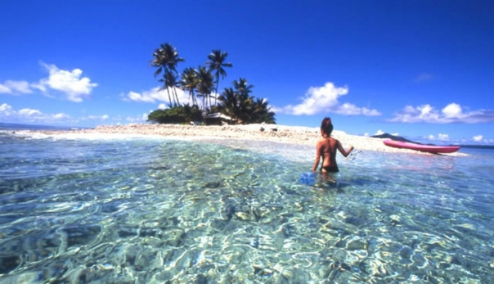 【チューク】まさに夢の島! 美しすぎる奇跡の島「ジープ島」