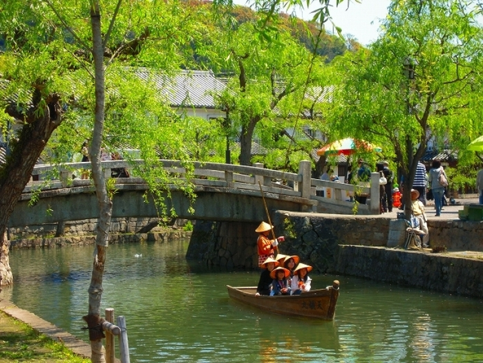 【岡山】倉敷でおすすめ観光地30選:天領時代の町並みが残されてる美観地区を堪能しよう