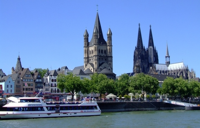 ドイツ】大聖堂の街ケルンで堪能...