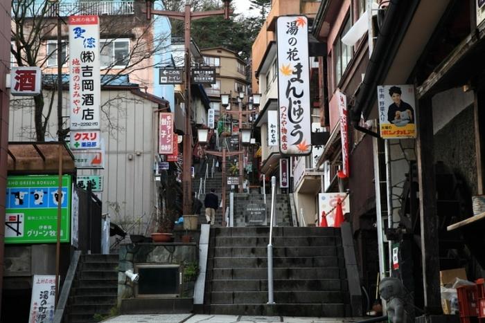 日常を離れのんびり過ごそう♪レトロな風情溢れる関東近郊の温泉街5選