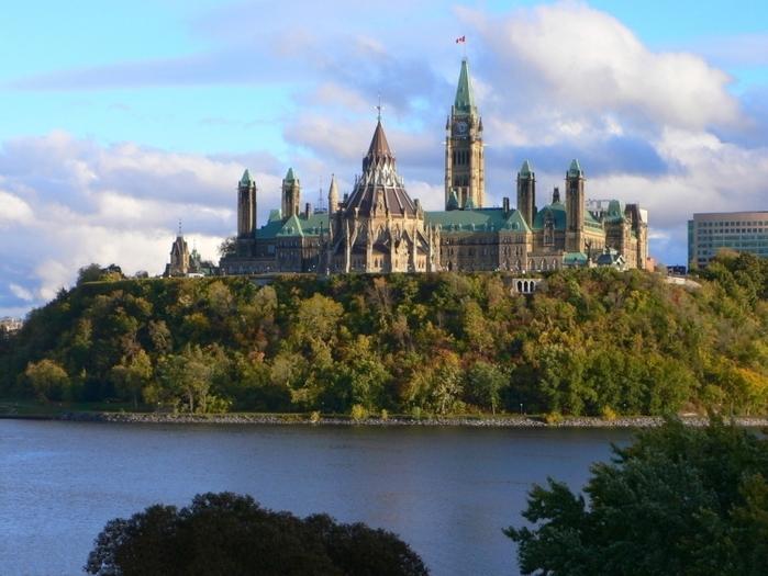 【カナダ】世界遺産の町・ケベックでおすすめしたい定番観光スポット10選