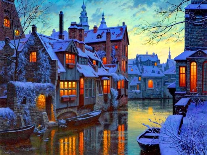【ベルギー】芸術や歴史など魅力溢れるベルギーを各都市ごとに紹介