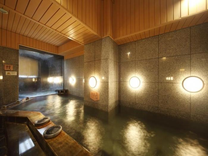 【仙台】天然温泉もある、格安なのに大浴場が付いている ...