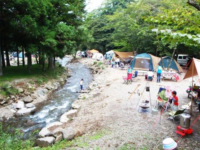 【関東・中部】東京・横浜から2時間! 大自然を満喫できるキャンプ場10選