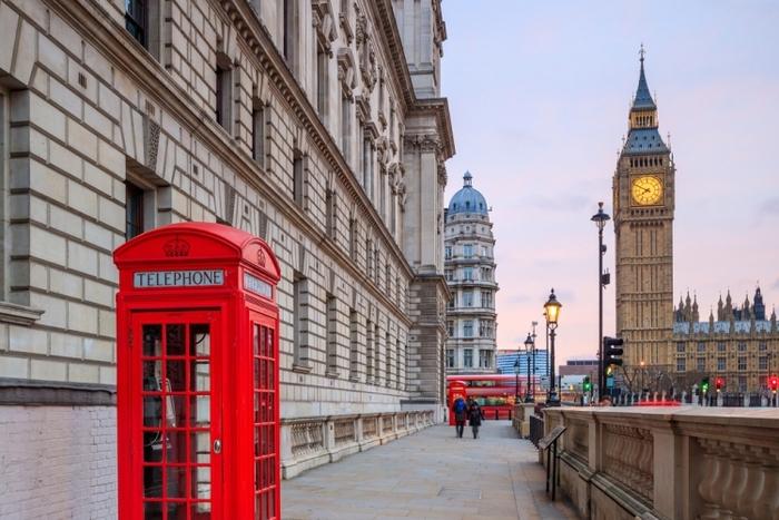 イギリス】ロンドンで宿泊したい...