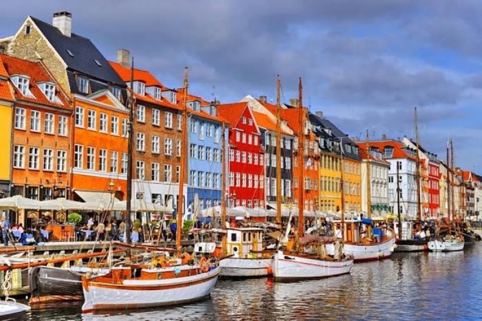 デンマーク】コペンハーゲンで宿...