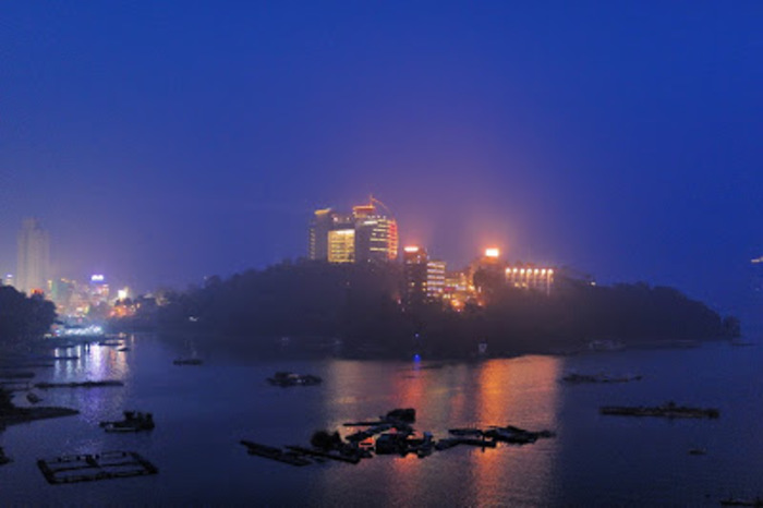 【台湾】台湾3大観光地と讃えられる湖「日月潭」が超絶美しい!