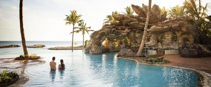 【オアフ島】夢の島「アウラニ・ディズニーリゾート」子連れ・家族旅行で楽しめるプール特集
