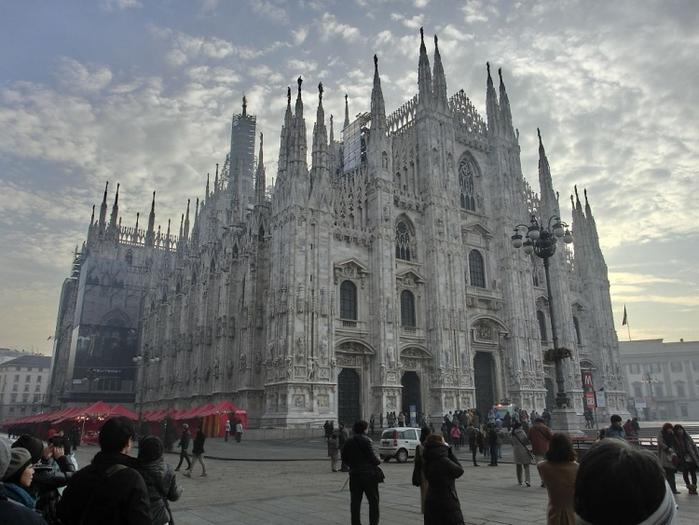 """【ミラノ】これを読めばもう大丈夫!!イタリア最大のゴシック教会""""ドゥオモ""""まとめ"""