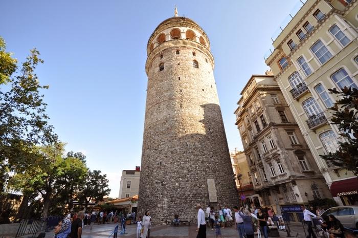 【イスタンブール新市街】陽気なトルコの人達&見ておきたい観光地5選