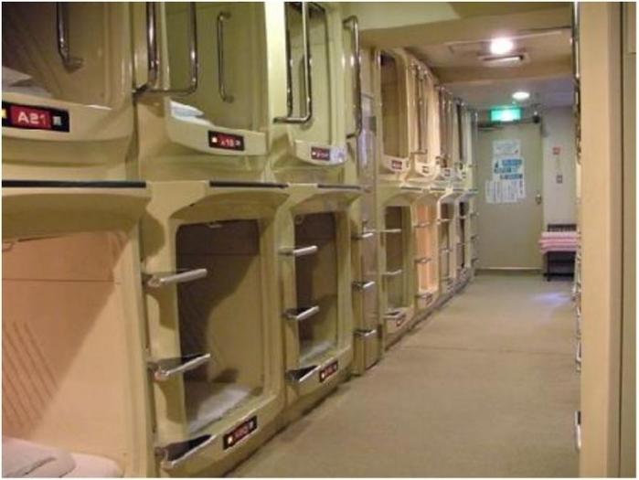 【東京】カプセルホテルなのに素敵すぎる! 女性専用フロア完備もある都内のカプセルホテル31選