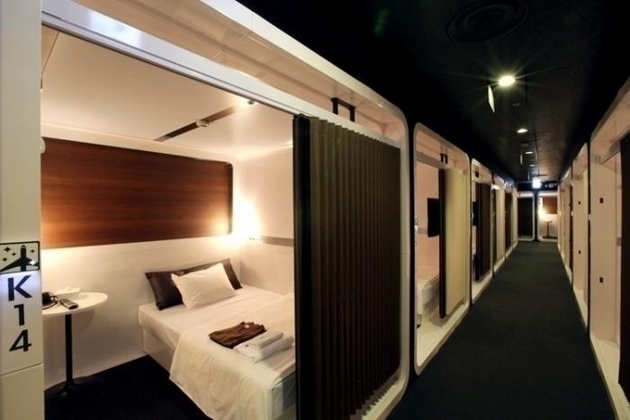 東京のホテルエリア