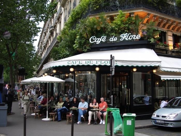 【パリ】サン ジェルマン デ プレ地区周辺のおすすめカフェ5選