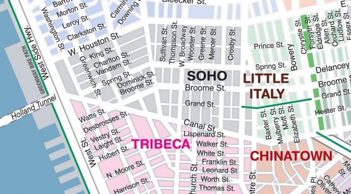 【ニューヨーク】おしゃれなソーホー・ノリータ地区でおすすめのお店5選