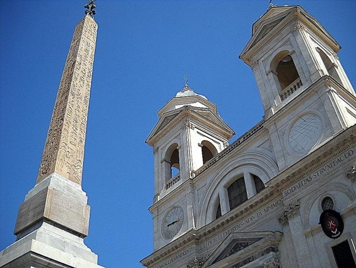 【ローマ】映画でも有名なスペイン広場!ぜひ訪れたい周辺のおすすめ観光地5選