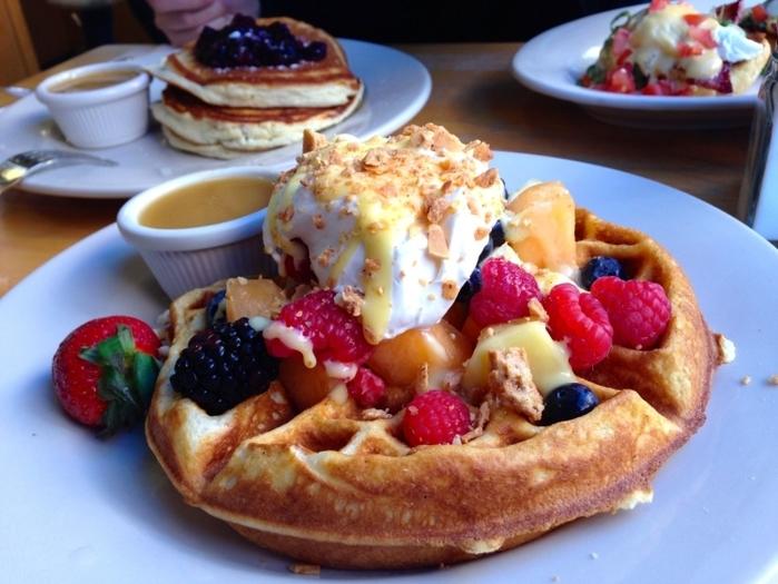 マンハッタンで贅沢な朝を。早起きが楽しくなるおすすめの朝食店5選