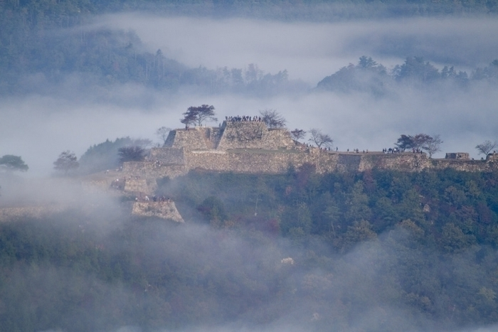 【兵庫】日本のラピュタ・天空の城「竹田城跡」の魅力まとめ