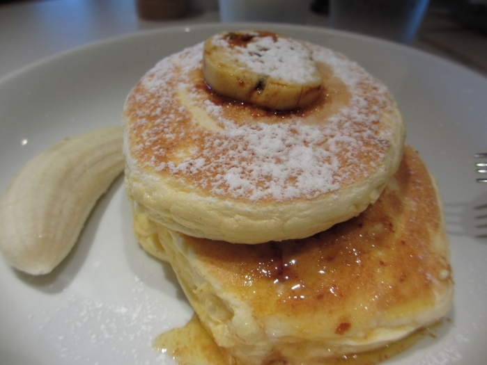 お台場で行きたいおすすめパンケーキ4選