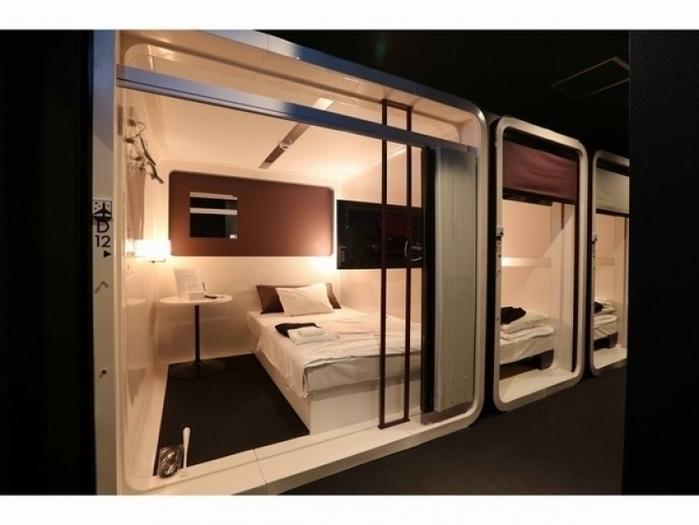 【福岡】博多エリアでカプセルホテルなのに素敵すぎるおすすめホテル&ホステル10選