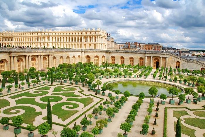 フランスヴェルサイユ宮殿