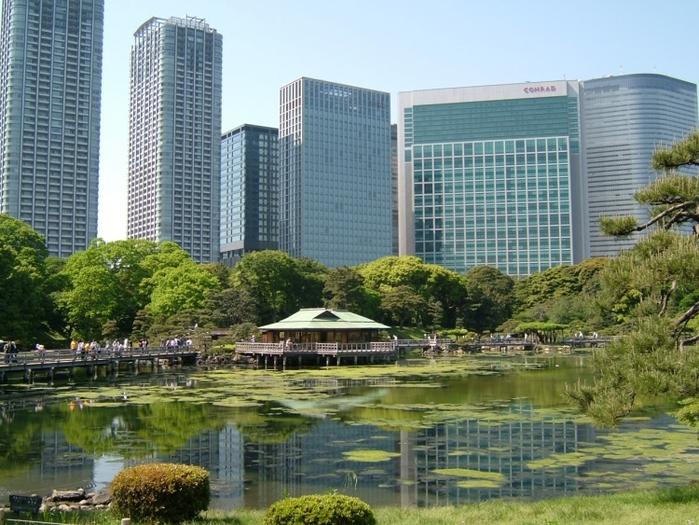 【東京】汐留周辺で人気のおすすめ観光スポット10選