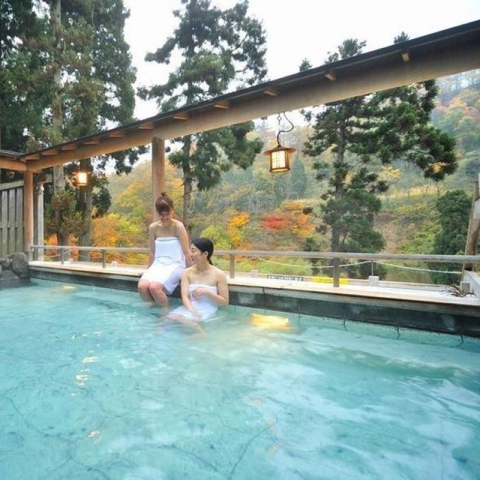 レトロな街並みの銀山温泉でおすすめな旅館10選