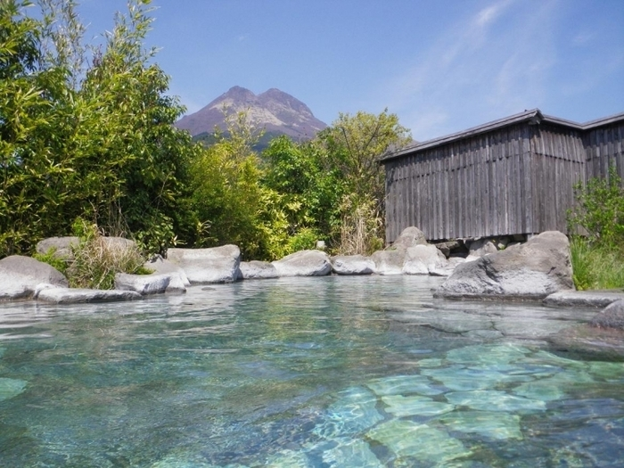 湯布院温泉で記念日・癒やしで宿...