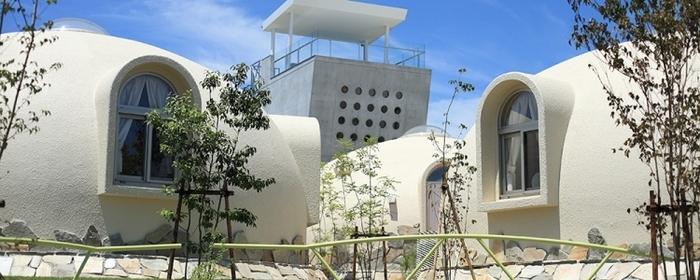 【和歌山】日本じゃないみたい! 美しすぎる「発泡スチロールホテル」