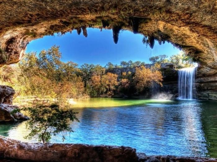À�テキサス】自然が創った美しい奇跡の湖 Ã�ミルトンプール Á�すすめ旅行を探すならトラベルブック Travelbook