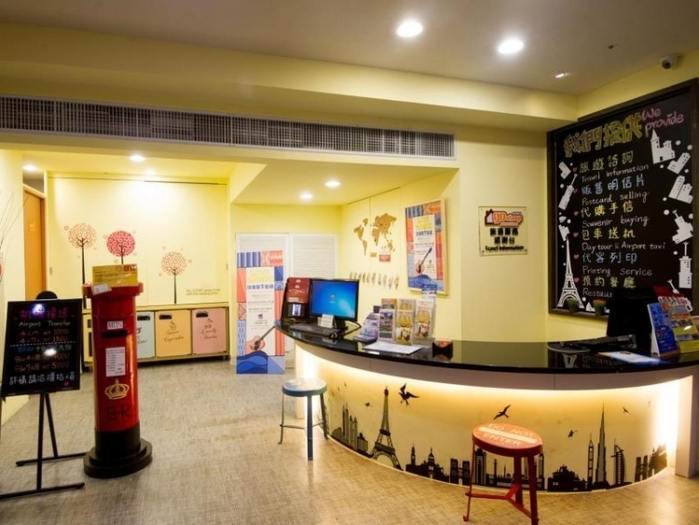 【台湾】台北イチの繁華街・西門町のリーズナブルな朝食付きホテル5選
