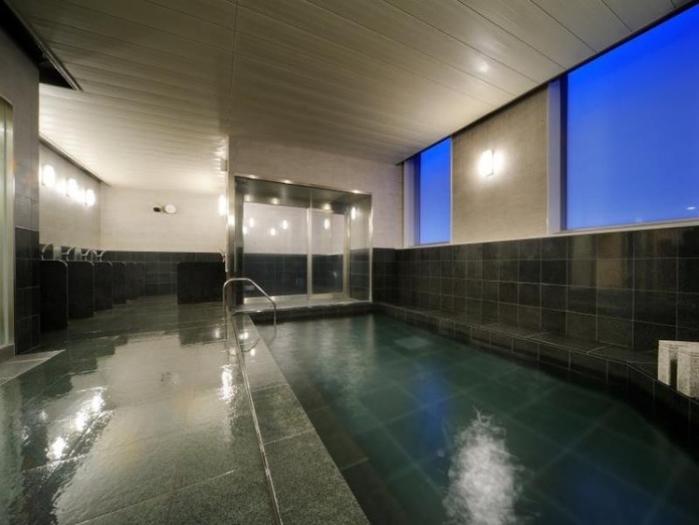 【仙台】天然温泉もある、格安なのに大浴場が付いているホテル5選
