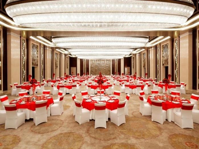 【上海】海外ウェディングなんて素敵!結婚式プランがある高級ホテル5選