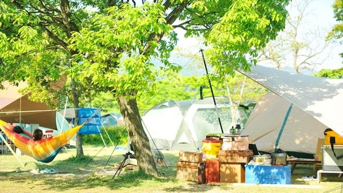 ソロ キャンプ 関西