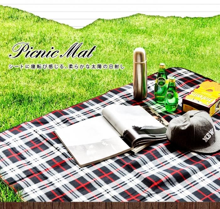ピクニックや公園デートで使いたい実用性高いおしゃれグッズ5選