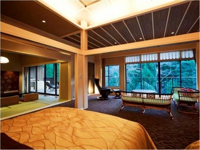 【2018年版】秋の嵐山や天橋立観光で泊まりたい、京都府内各地の紅葉露天の旅館・宿泊施設5選