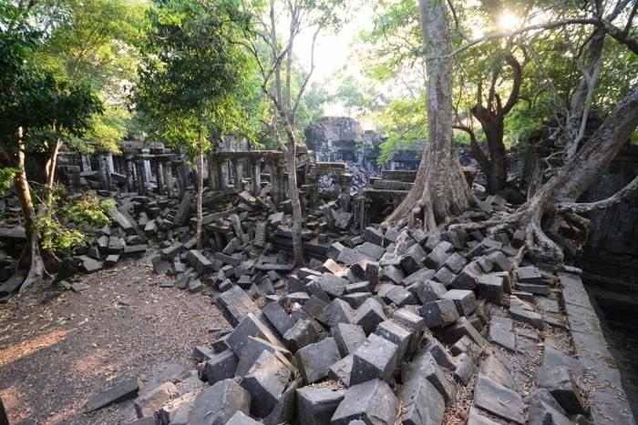 【カンボジア】アンコールワットと合わせて行きたい2大遺跡「ベンメリア&コーケー」