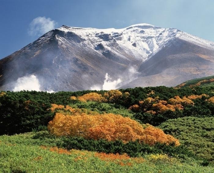 【北海道】日本一早い紅葉を日本一のスケールで見る大雪山登山ツアー